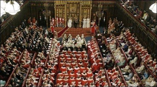 La chambre des lords pleine craquer les blogs for Chambre de communes